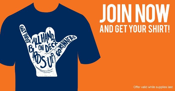 2016 football tshirt membership offer alumni association for Personalized last name university shirts