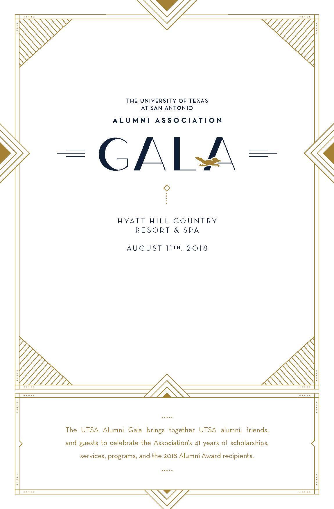 2018 SaveTheDate Gala