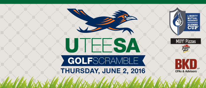 uTEEsa golf scramble web header