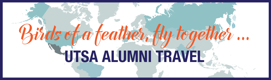 UTSA Alumni Travel