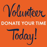 Donate Your Time: Volunteer Today!